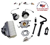 USA Premium Store Carburetor Carb Kit For Stihl Chainsaw MS210 MS230 MS250 021 023 025 Chain Saw