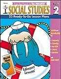 Lifesaver Lessons - Social Studies, Darcy Brown, 1562343025