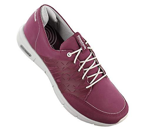 Calzature 6 da Scarpe Viola Donna II Easytone Sportive Reebok Soul Multicolore Sneaker 8In0qHwS5