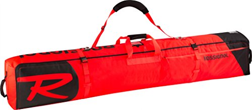 (Rossignol Hero Wheeled 2/3P Ski Bag Sz 200cm)