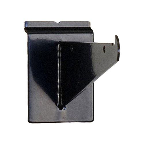 - KC Store Fixtures A01724 Slatwall Shelf Bracket, 6