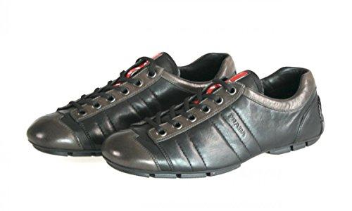 Di Uomini Tennis Pelle Prada Sneakers In Scarpa Da Degli 4e2246 HpZOOP