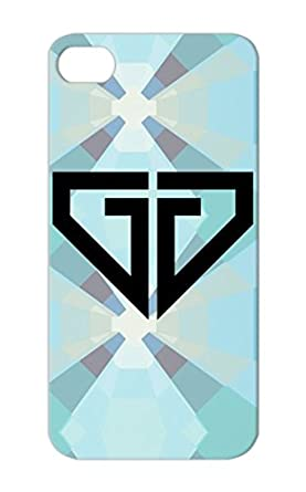 Gg Black G Logo Cool Girl Gang Super Hero Symbols Symbol Shapes