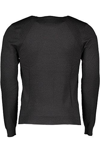 Camiseta A996 Hombre GUESS Térmica para Negro qOZgwSgd