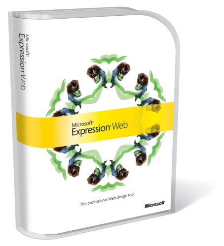 Microsoft Expression Web [OLD VERSION] by Microsoft
