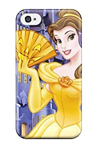 New Premium CaseyKBrown Colorful The Beauty And The Beast Beauty And The Beast Skin Case Cover Excellent Fitted For Iphone 4/4s