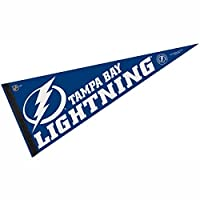 Tampa Bay Lightning Pennant Flag