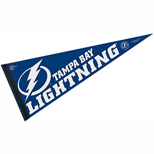 (WinCraft Tampa Bay Lightning Pennant Flag)