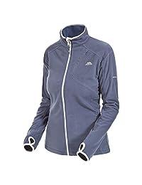 Trespass Womens/Ladies Saskia Full Zip Fleece Jacket