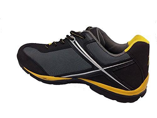 Goodyear Gyshu1511 - Zapatillas de seguridad Hombre negro / gris