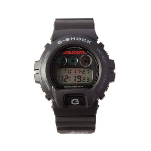 G shock DW 6900 Metalocalypse Designer Watches