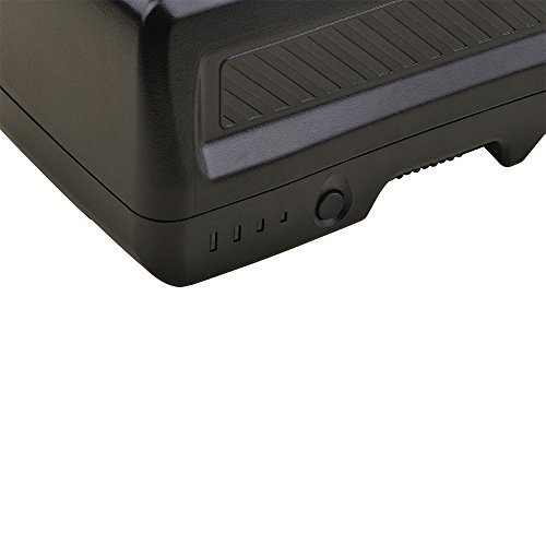 Kastar BP-GL178 Broadcast Replacement V Mount Battery, 14.8V 12000mAh 178Wh for Sony PMW-EX330K PMW-EX330L PMW-580K PMW580L PDW-680 PDW-700 PDW-850 PMW-TD300 HDW-F900R HDW-680 HDW-800P PMW-F55 PMW-F5 by Kastar (Image #4)