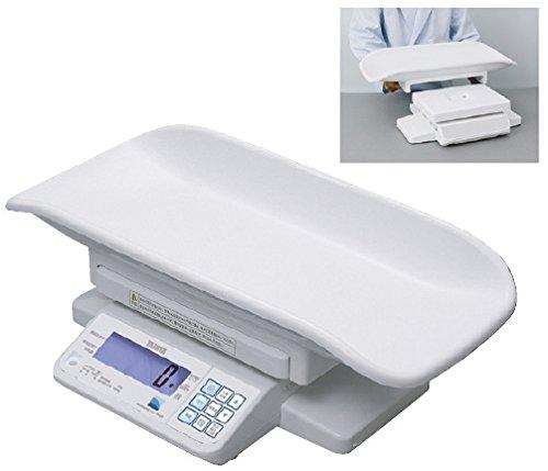 デジタルベビースケール(検定品) BD-715A(USB) ( 8区仕様(23-5491-02-08)【タニタ】[1台単位]   B01KDPPIMG