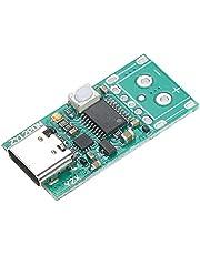 Cliettilw USB-C PD2.0/3.0 naar stroomvoorzieningsmodule Lock Vogel snel opladen Trigger Poll enquêtes detector tester (ZY12PDN)