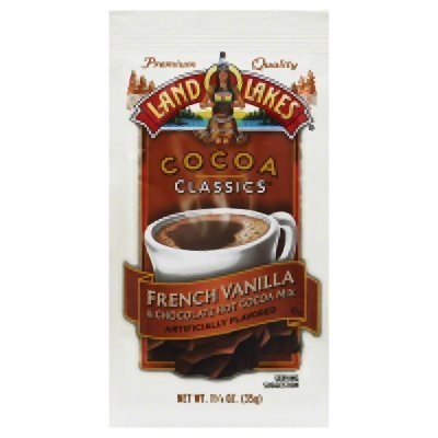 Land O Lakes Cocoa Classics, French Vanilla & Chocolate, 1.25-Ounce Packets (Pack of 12)