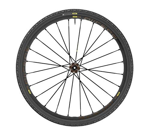 Mavic, Allroad Pro Disc, Wheel, Rear, 700c, 24 Spokes, 12mm TA, 142mm, Shimano Road 11, Disc is 6-Bolt