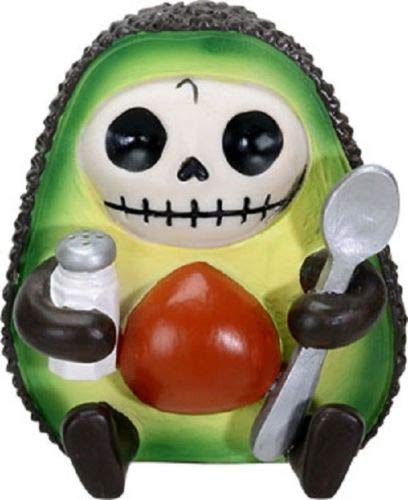 ShopForAllYou Figurines and Statues Furrybones HASS Avocado Costume Small 2.75 inch Figurine Statue by Summit -
