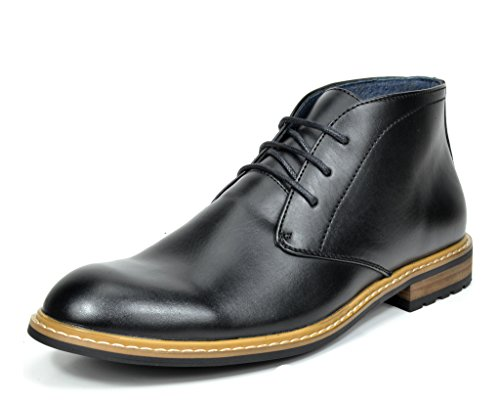 mens dress ankle boots leather - 8