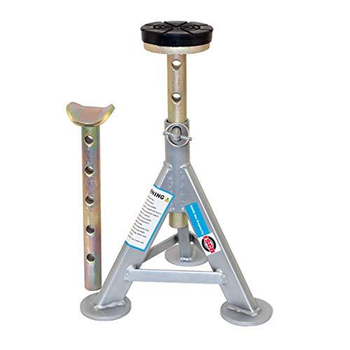Jack Post Christmas Tree Stand: ESCO 10498K 10498-K Jack Stand Kit, 3 Ton Per Stand