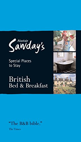 Alastair Sawdays Special Places to Stay British Bed & Breakfast...