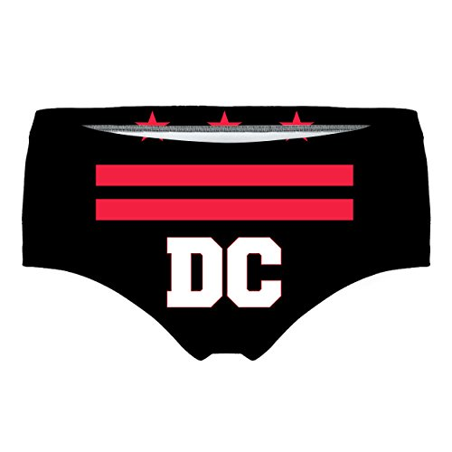 Women's Briefs Underwears Washington DC for Ladies Gag ()