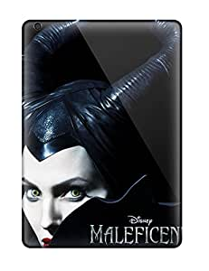 4259665K65974333 Ipad Air Case, Premium Protective Case With Awesome Look - Maleficent Movie Poster 2014