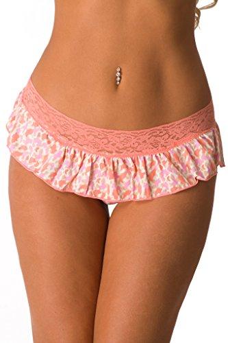 Velvet Kitten Sexy Pretty Little Skirted Thong for Women P183122