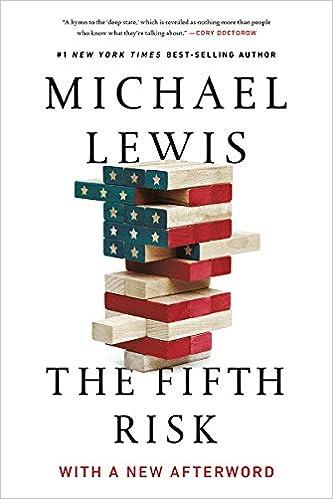 The Fifth Risk Undoing Democracy