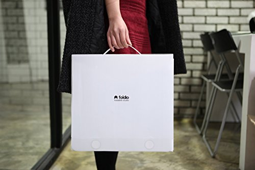 Orangemonkie Foldio2 15-Inch Folding Portable Lightbox Studio for Smartphone or DSLR (Renewed) by Orangemonkie (Image #6)