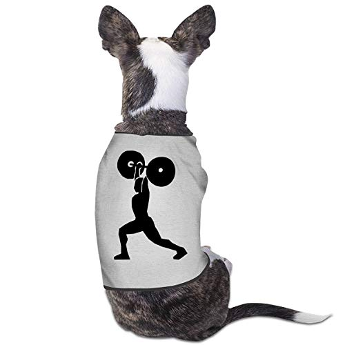Jmirelife Puppy Dogs Shirts Costume Pets Clothing Cross FIT Small Dog Clothes Vest -