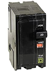 Square D by Schneider Electric QO220CP 20-Amp Two-Pole Circuit Breaker