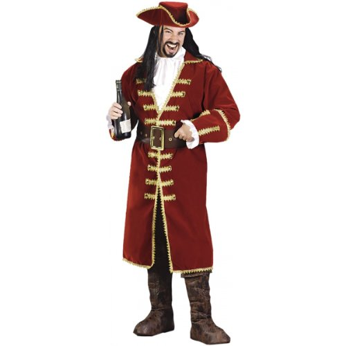 Captain Blackheart Adult Halloween