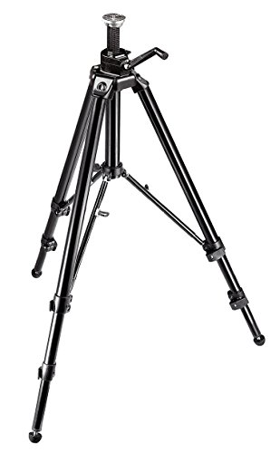 Manfrotto 475B Pro Geared Tripod without Head (Black)
