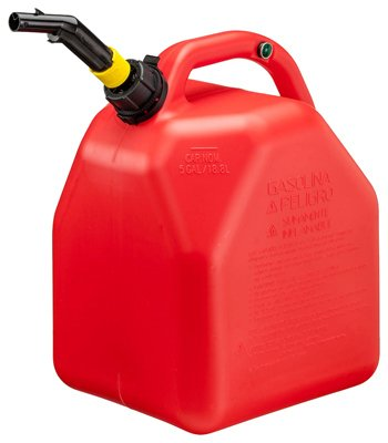 5 gallon gas can with vent - 1