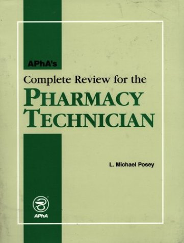 Download APhAs Complete Review For The Pharmacy Technician