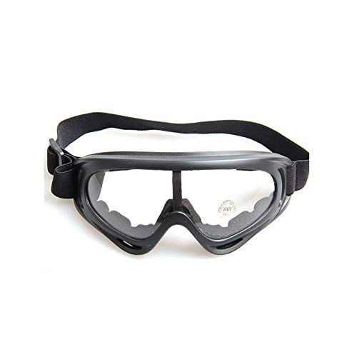 Outdoor Safety Goggles Vinmax Windproof Bike Cycling Glasses Snowmobile Bicycle Motorcycle Goggles Protective Glasses Ski Goggles Glasses Sports Sunglasses UV Protection CS Army Tactical Military Gogg