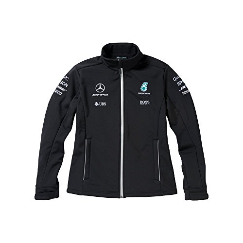 Mercedes para Chaqueta Benz Hombre Softshell Jacket gFYqTwYU