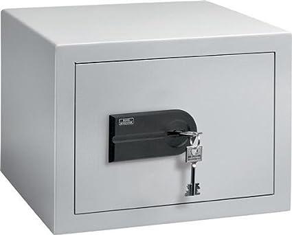 Burg-Wächter C 1 S Caja Fuerte de Empotrar con Doble Cerradura Plateado