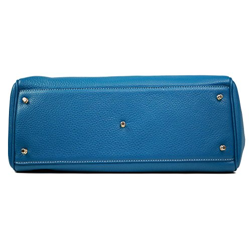 de Mac azul asas Bolso para Piel mujer Douglas de qq4E7