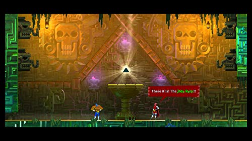 41H0DFe6a0L - Guacamelee! One-Two Punch Collection - Nintendo Switch