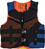 Body Glove BGSD VEST YTH PHANTOM ORGNAVY