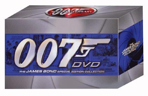 限定 007 製作40周年記念限定BOX