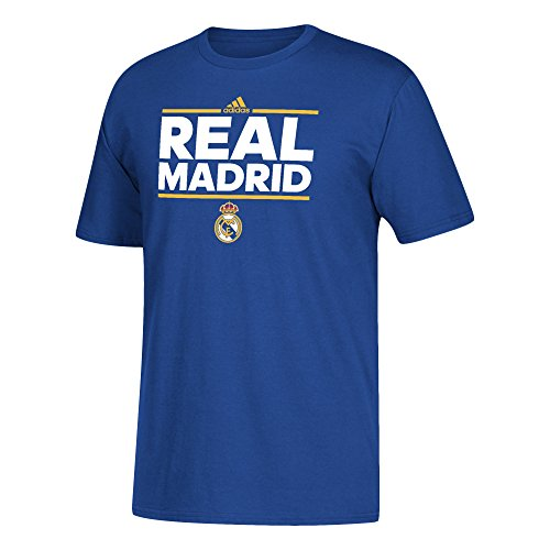 Real Madrid adidas Dassler Local Blue T-shirt – DiZiSports Store
