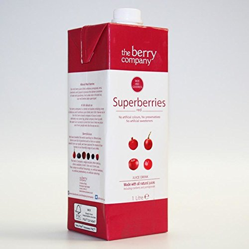 (Pack Of 10) Superberry Red | THE BERRY COMPANY JUICE DRINKS