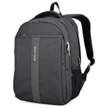 Bolang Professional 17.5 Inch Laptop Backpack 9063 (black)