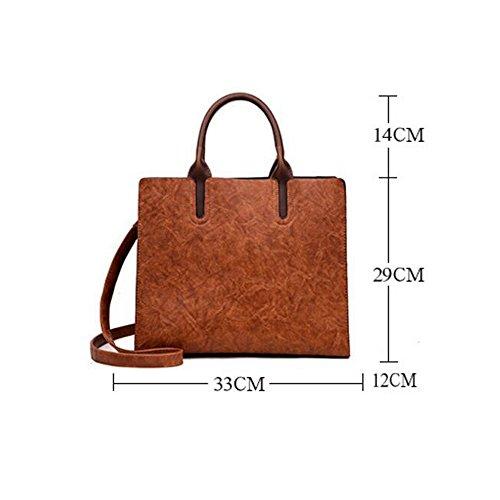 à main Rétro Portable Sac Sacs Atmosphere WENMW bandoulière à Bag OUwqn54WxR