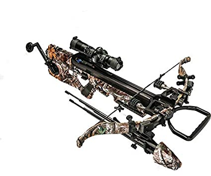 Amazon com : Excalibur Crossbow Assassin 420 TD Best Recurve