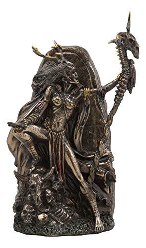 Ebros Gift Avalon Arthurian Kingdom Enchantress Witch