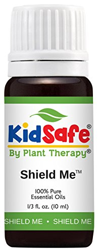 Plant Therapy KidSafe Shield Me Synergy Essential Oil 10 mL (1/3 oz) 100% Pure, Undiluted, Therapeutic Grade