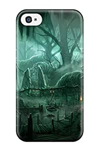 Andrew Cardin's Shop Anti-scratch Case Cover Protective Forest Case For Iphone 4/4s